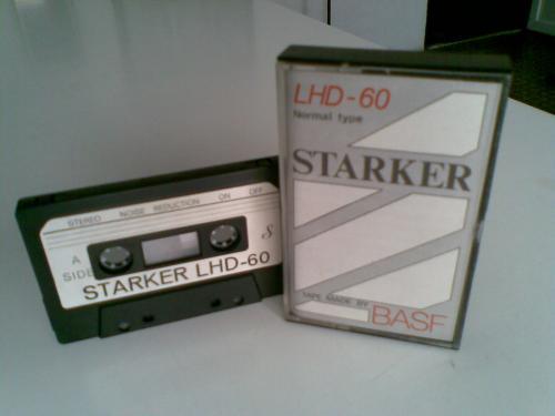 BASF STARKER LHD-60 kazetta