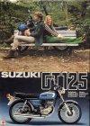 Suzuki GT-125 motorkerékpár