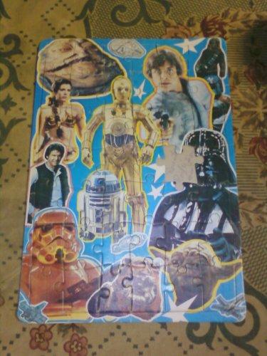 Star Wars Csillagok Háborúja puzzle