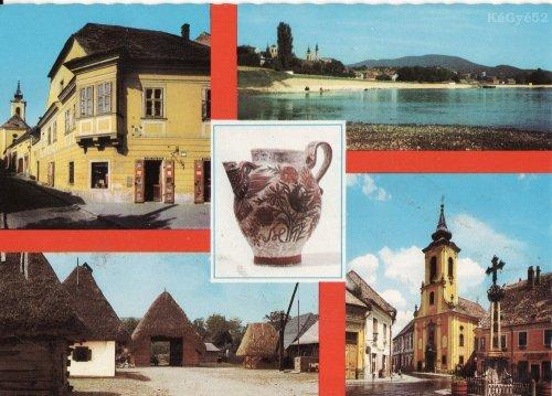 Szentendrei képeslap