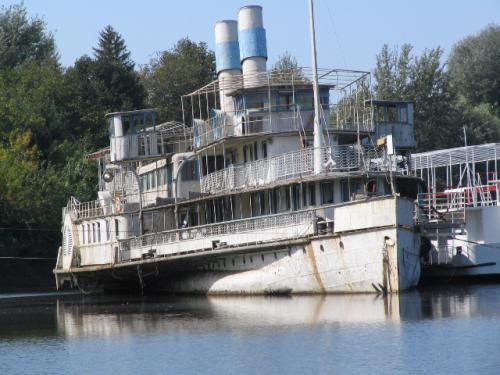 Szőke Tisza hajó II.