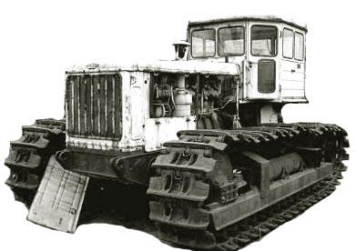 T-180 Traktor/Diesel