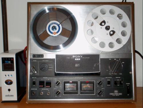Sony TC 377
