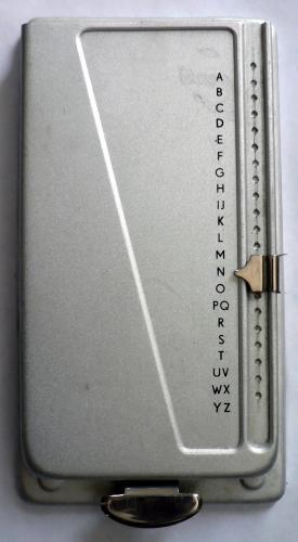 Telefonszám regiszter 1.
