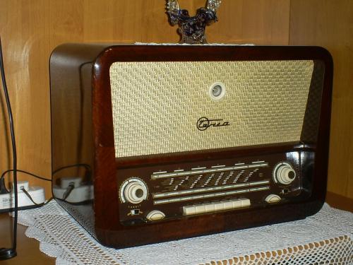Terta rádió T 426