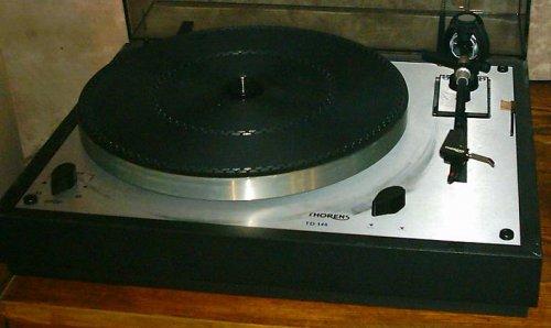 Thorens TD146 lemezjátszó