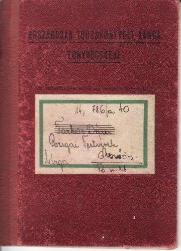 Törzskönyvezett ló könyve