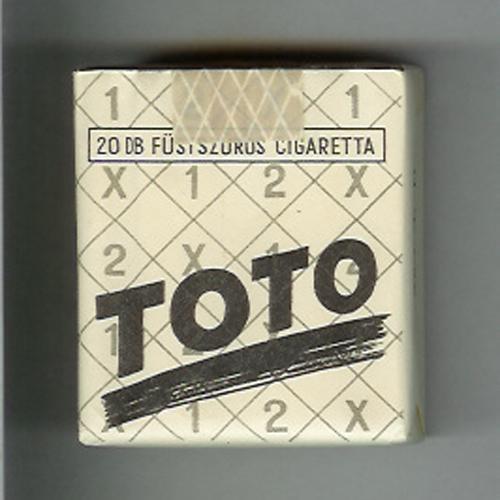 Toto cigaretta