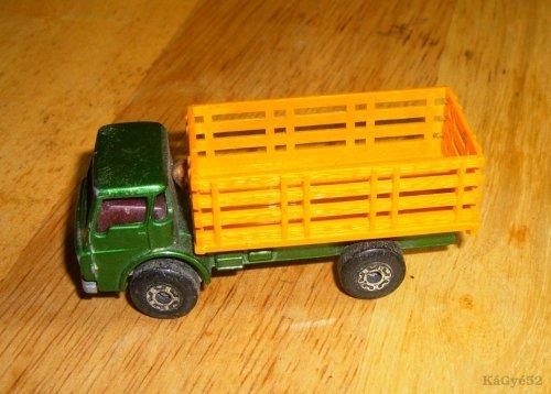 Matchbox teherautó