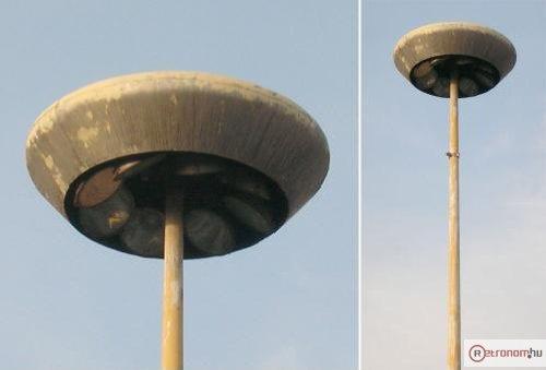 """Utcai lámpa """"UFO"""""""
