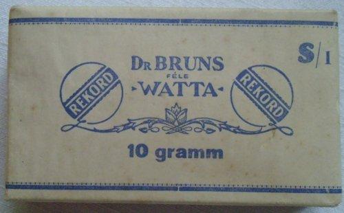 Dr Bruns féle WATTA