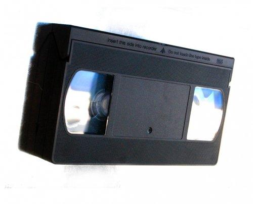 VHS videokazetták