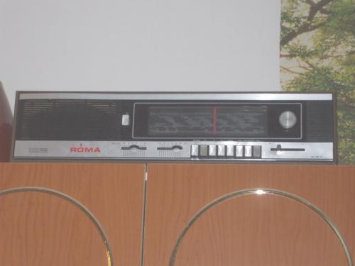 VIDEOTON Róma RA-3311 A