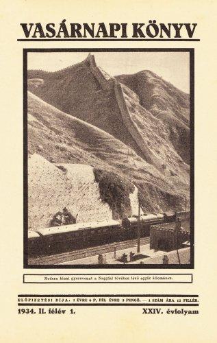 Vasárnapi Könyv 1934