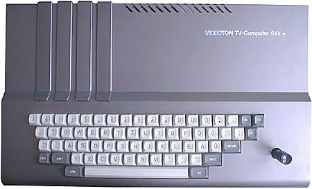 VideotonTV-C 64k+