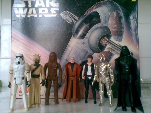Star Wars Kenner Vintage Figurák