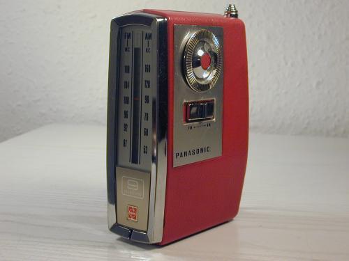 Panasonic rádió RF-62