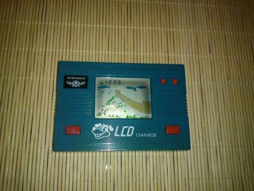 LCD játék