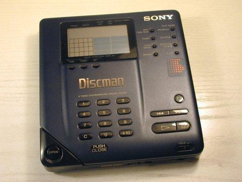 Sony Discman D-350