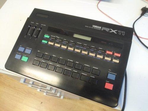 Yamaha RX 11 digitális ütőhangszer-szintetizátor
