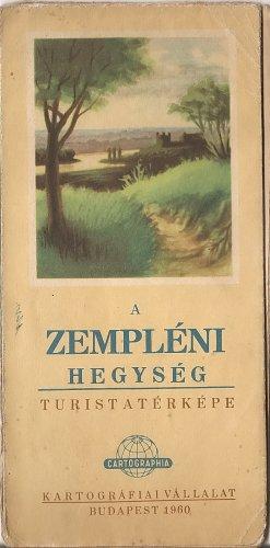 Zemplén térkép