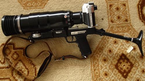 Zenit fényképezőgép ES