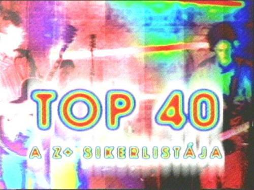 Z+ zenecsatorna (Top 40 slágerlista előzetes)