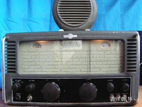 EDDYSTONE 770R kommunikációs vevő