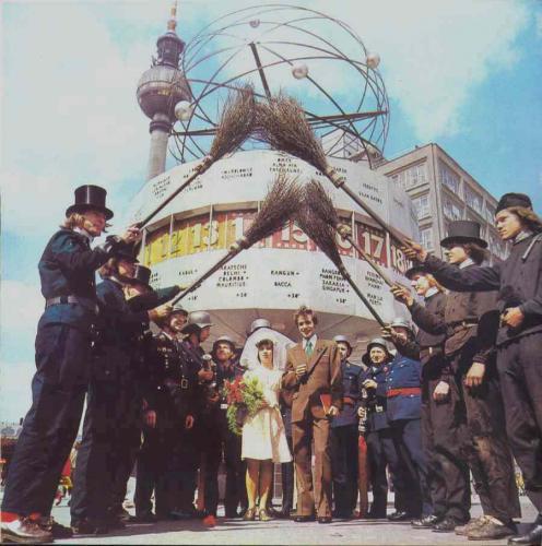 Berlin Alexander Platz esküvő