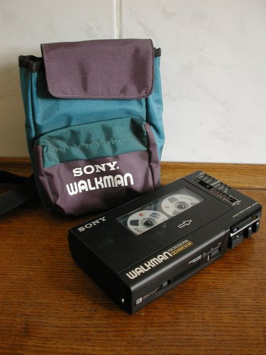 Sony Walkman WM-D6C