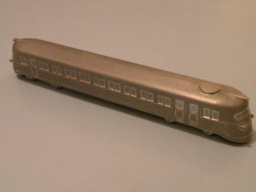 Aluminium vonat.