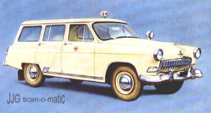 Volga mentő