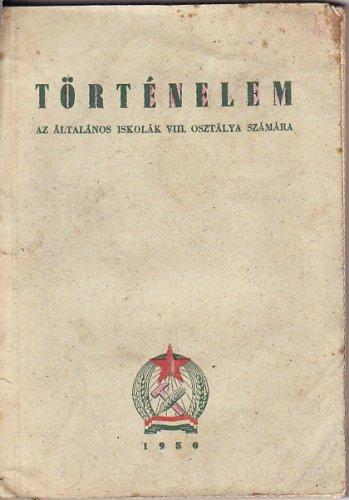 Történelem tankönyv