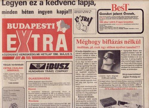 Budapesti extra