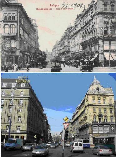 Astoria / Kossuth utca