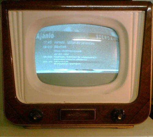 Orion AT501 M televízió