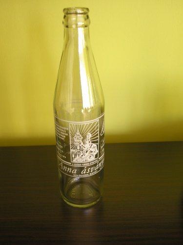 Anna ásványvíz üveg
