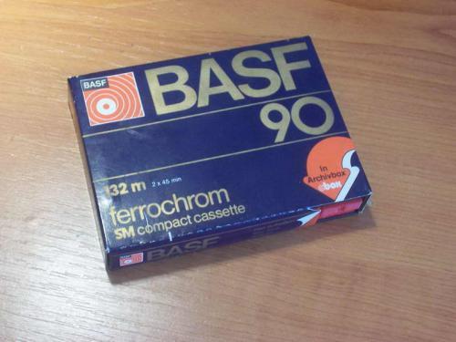 BASF ferrochrom CBOX nagyon ritka bontatlan