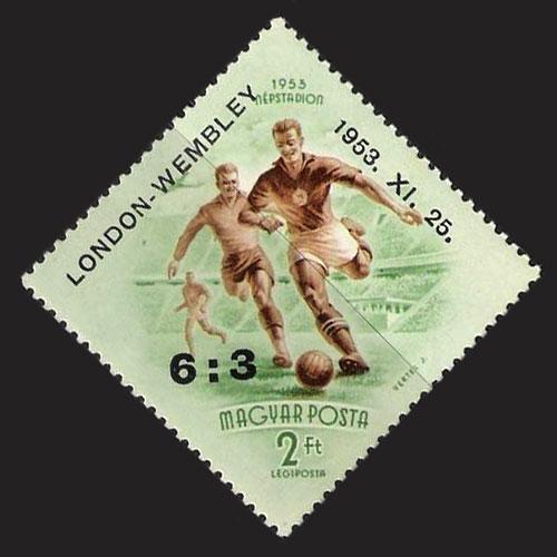 Angol-Magyar bélyeg