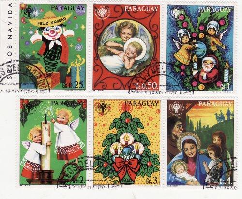 Nemzetközi gyermekév bélyegsor
