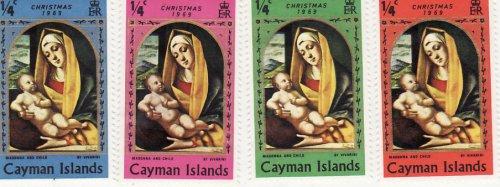 Karácsonyi bélyegsor