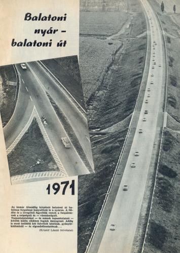 Balatoni út