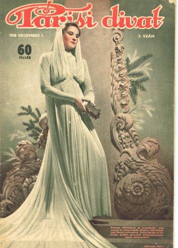 Párisi divat újság