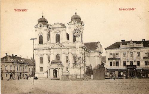 Temesvár Trianon előtt,