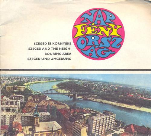Szeged és környéke kiadvány