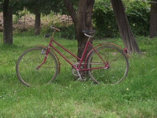 Szovjet kerékpár