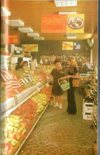Zöldért élelmiszer áruház