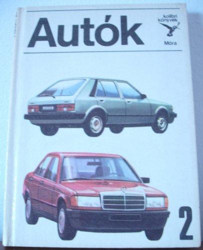 Kolibri könyv - Autók