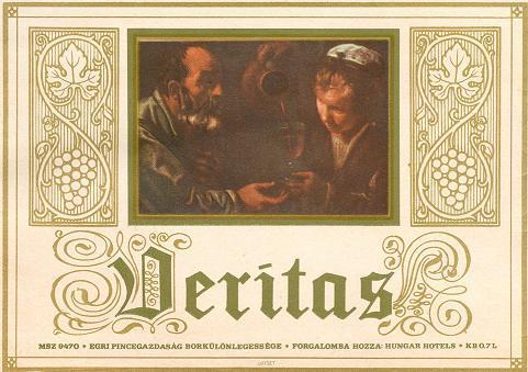 Boroscímke - Veritas1