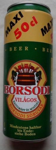 Borsodi Világos sör